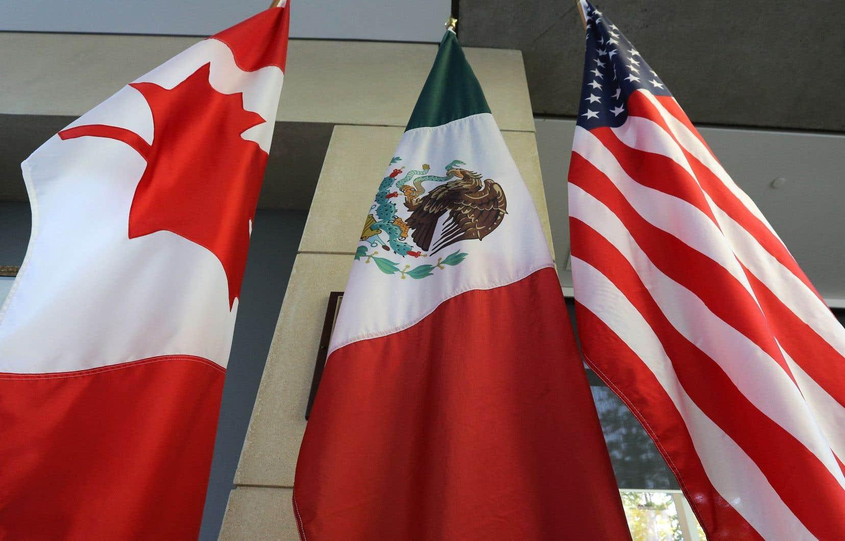 Les représentants des partis d'opposition au comité parlementaire chargé de l'examen dunouvel Accord Canada–États-Unis–Mexique (ACEUM) en vue de sa ratification n'ont pas caché leur insatisfaction mercredi.