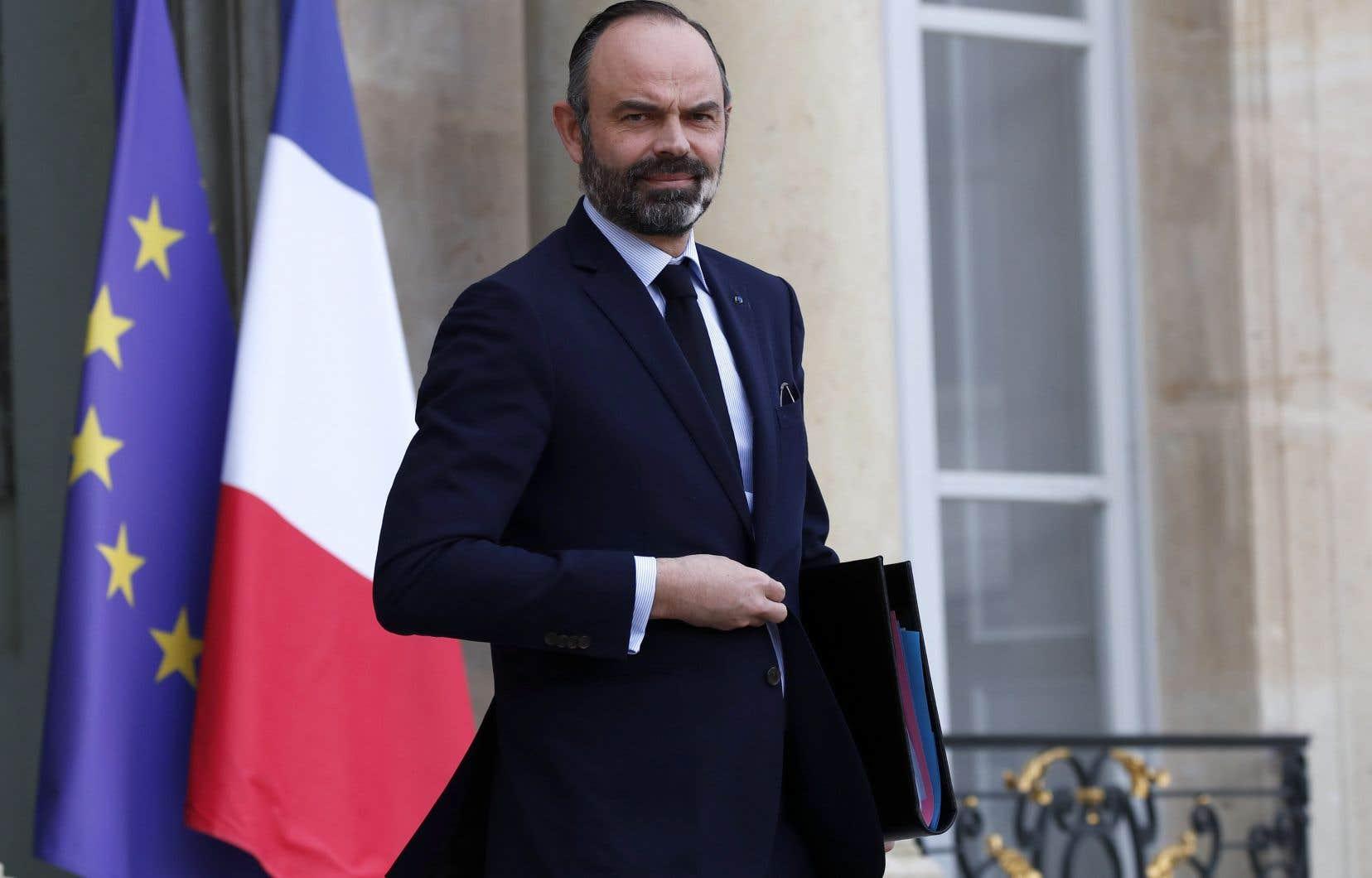Le premier ministre français, EdouardPhilippe, a expliqué qu'il s'agissait de «mettre fin à cet épisode de non-débat» avec l'opposition et de «permettre à la suite du processus législatif de s'engager».