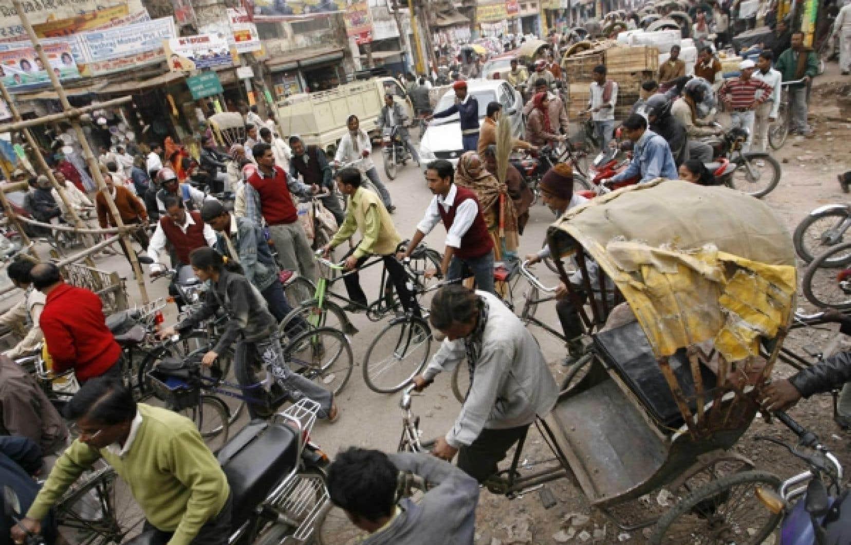 L'État du Bihar est le plus pauvre de l'Union indienne.<br />