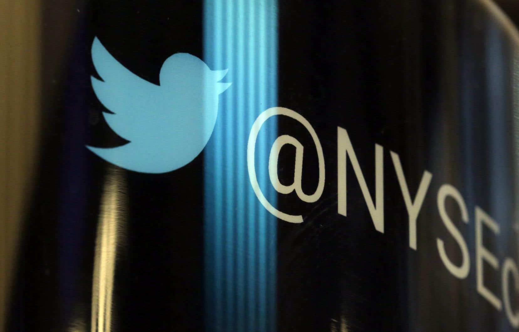 Twitter accuse un retard comparativement à d'autres géants technologiques, comme Facebook et Google, en ce qui a trait à la croissance des abonnés ainsi que des revenus publicitaires.