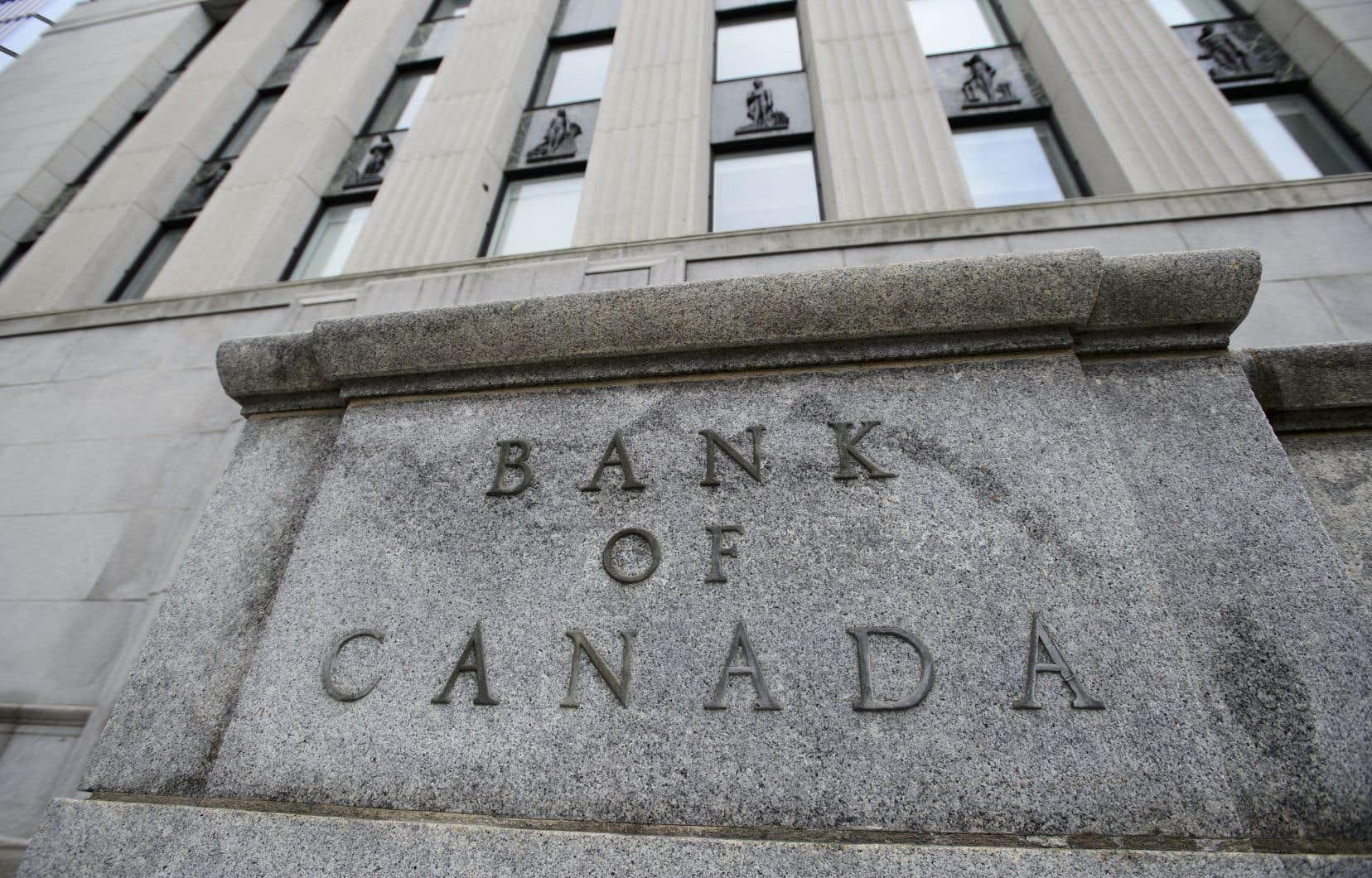 La banque centrale fera connaître sa décision concernant son taux directeur principal mercredi matin.