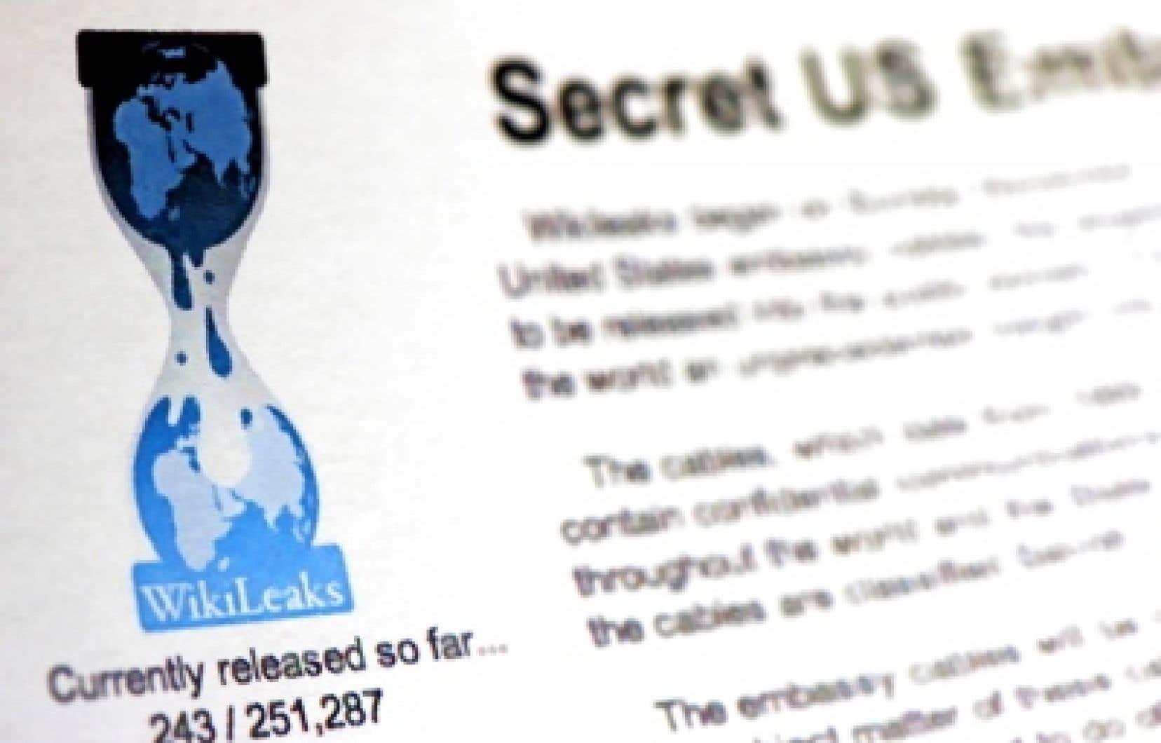 Malgré les milliers de pages d'échanges diplomatiques entre les États-Unis et le Canada qui seront divulguées par le site Internet WikiLeaks dans les prochains jours, le ministre des Affaires étrangères, Lawrence Cannon, ne s'inquiète pas outre mesure.
