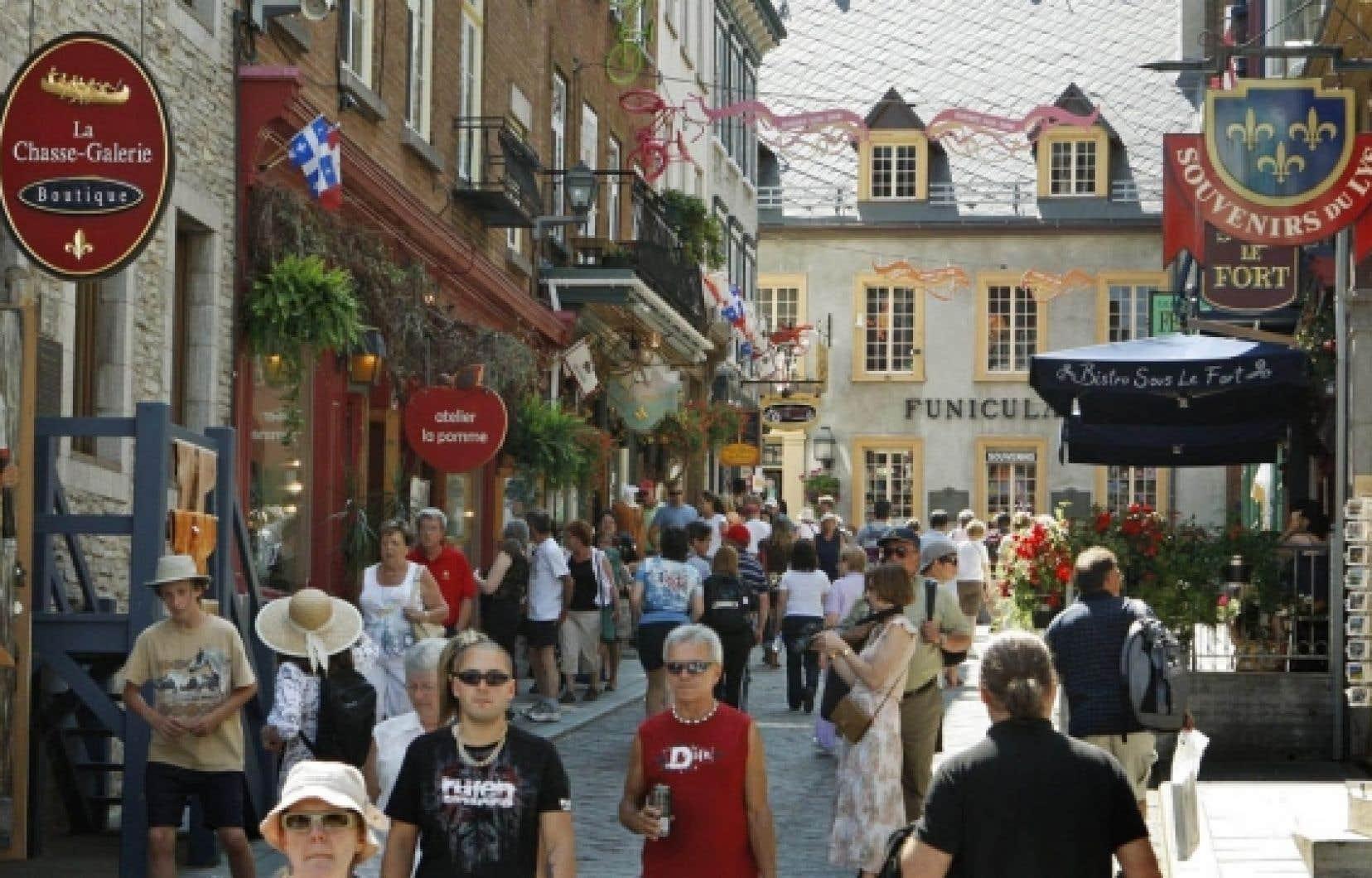 Tourisme: le modèle d'affaires québécois est à revoir<br />