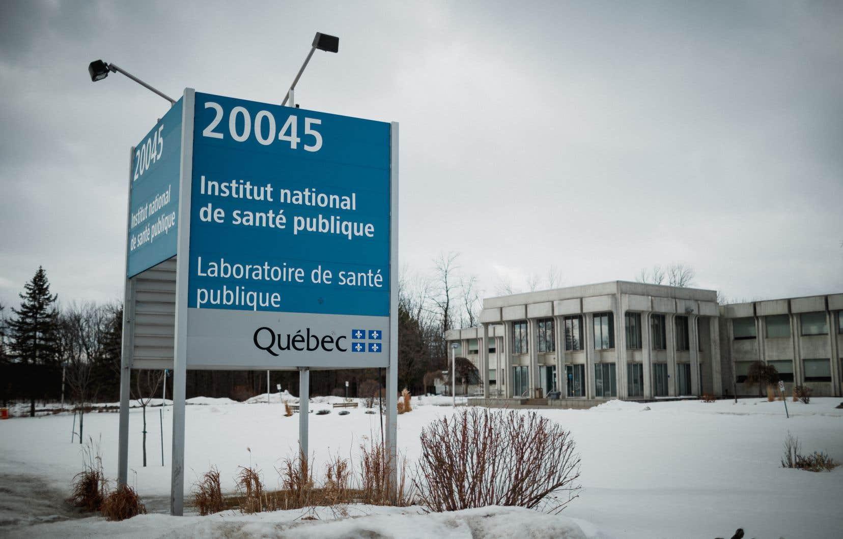 Jusqu'à présent, un seul cas s'est avéré positif. Mais plus de 200 analyses ont été effectuées au Laboratoire de santé publique du Québec.