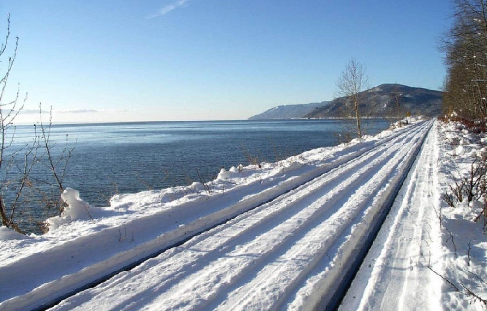 Le trajet entre Québec et Charlevoix coûtera 250 $ pour un aller-retour et durera au minimum deux heures.<br />