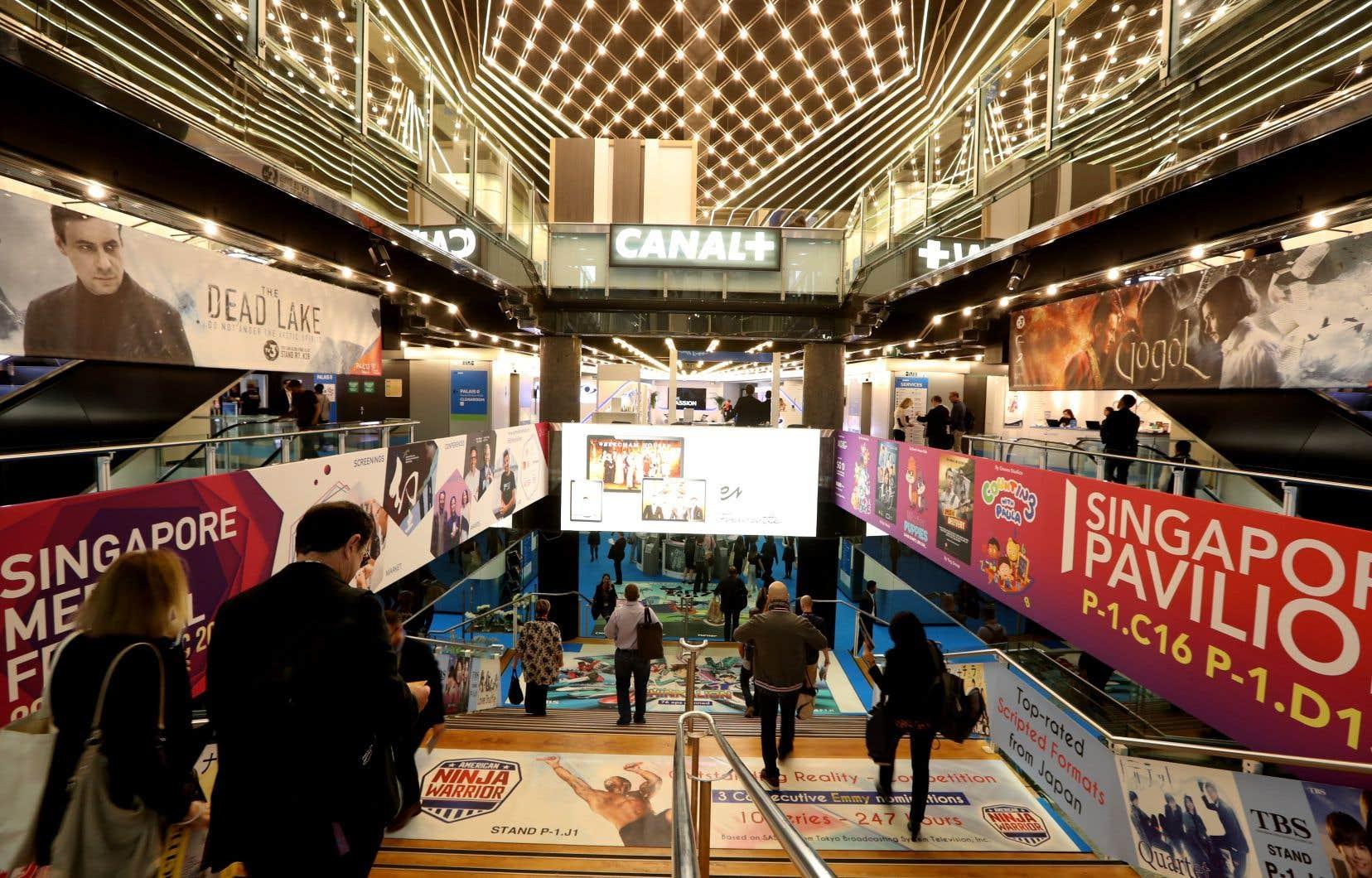 Le MIPTV est le deuxième événement mondial en importance destiné aux professionnels de la télévision, derrière son pendant automnal, le MIPCOM.