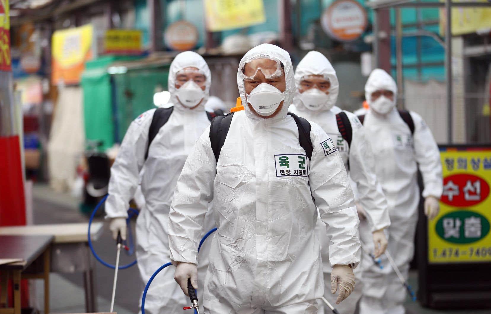 À ce jour, la COVID-19 a fait près de 3500 morts et plus de 100000 personnes dans le monde ont été contaminées dans 92 pays et territoires.