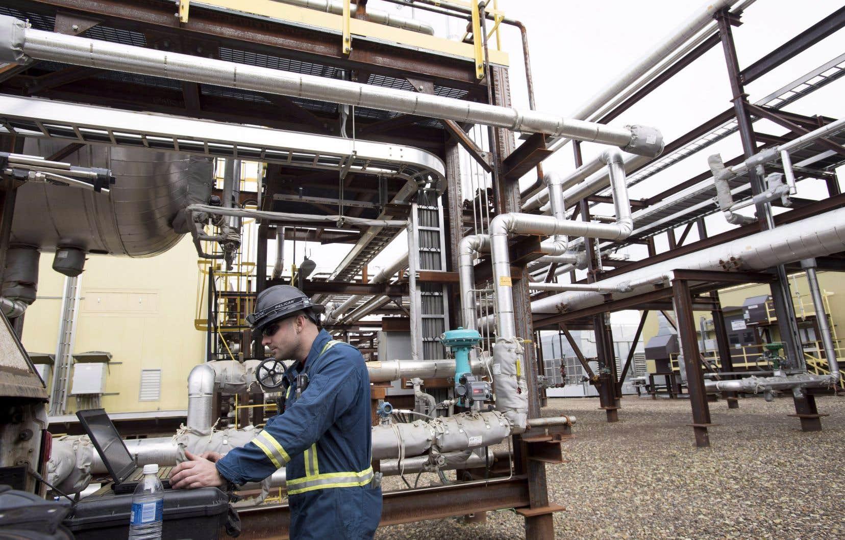 <p>Le projet de Coastal GasLink, auquel des chefs traditionnels wet'suwet'en s'opposent, est le principal corridor d'exportation envisagé vers l'océan Pacifique pour le gaz naturel exploité dans le Montney et les formations environnantes.</p>