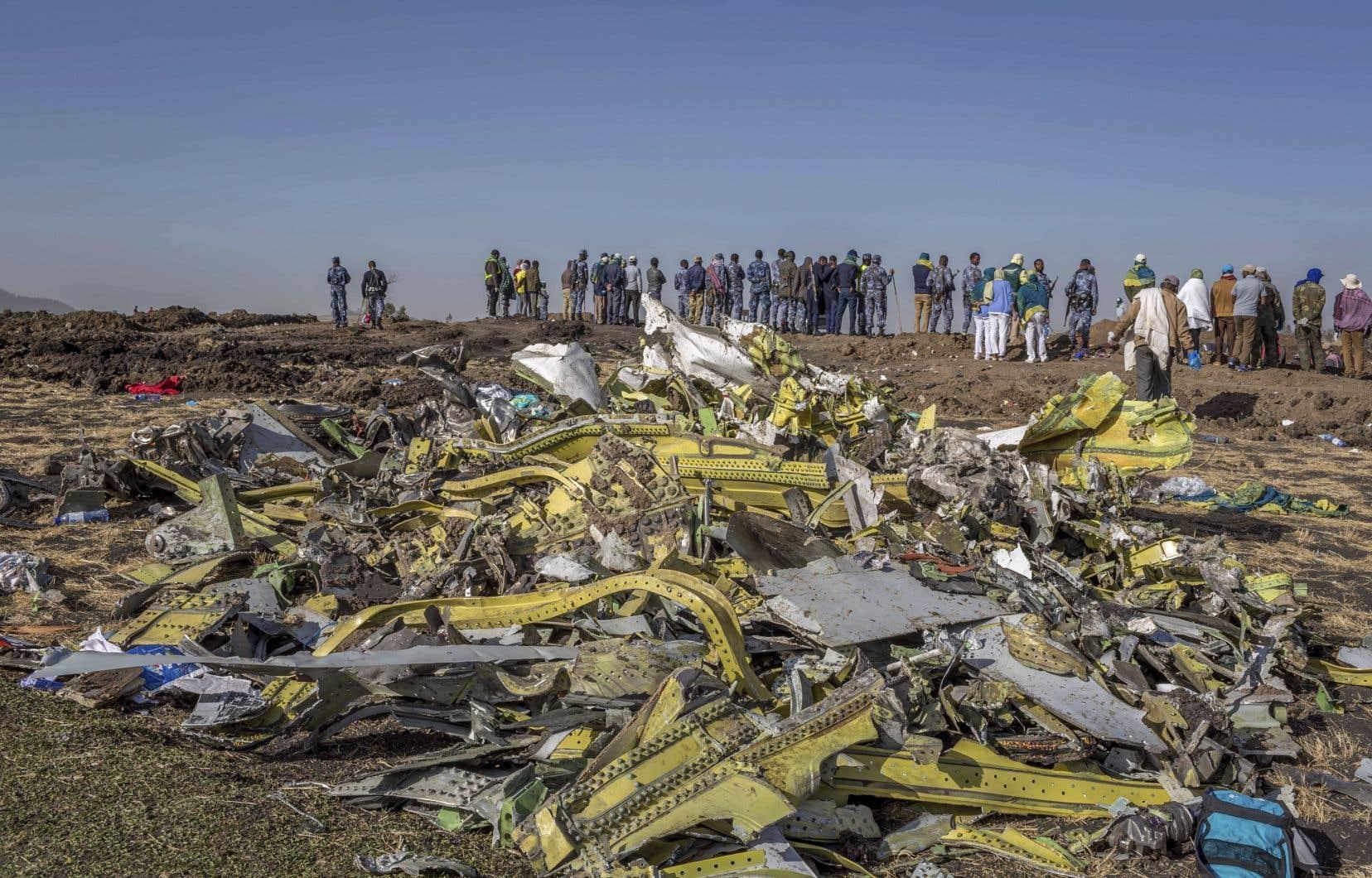 Le 10 mars 2019, six minutes après son décollage d'Addis Abeba, le vol ET302 à destination de Nairobi s'était écrasé dans un champ.