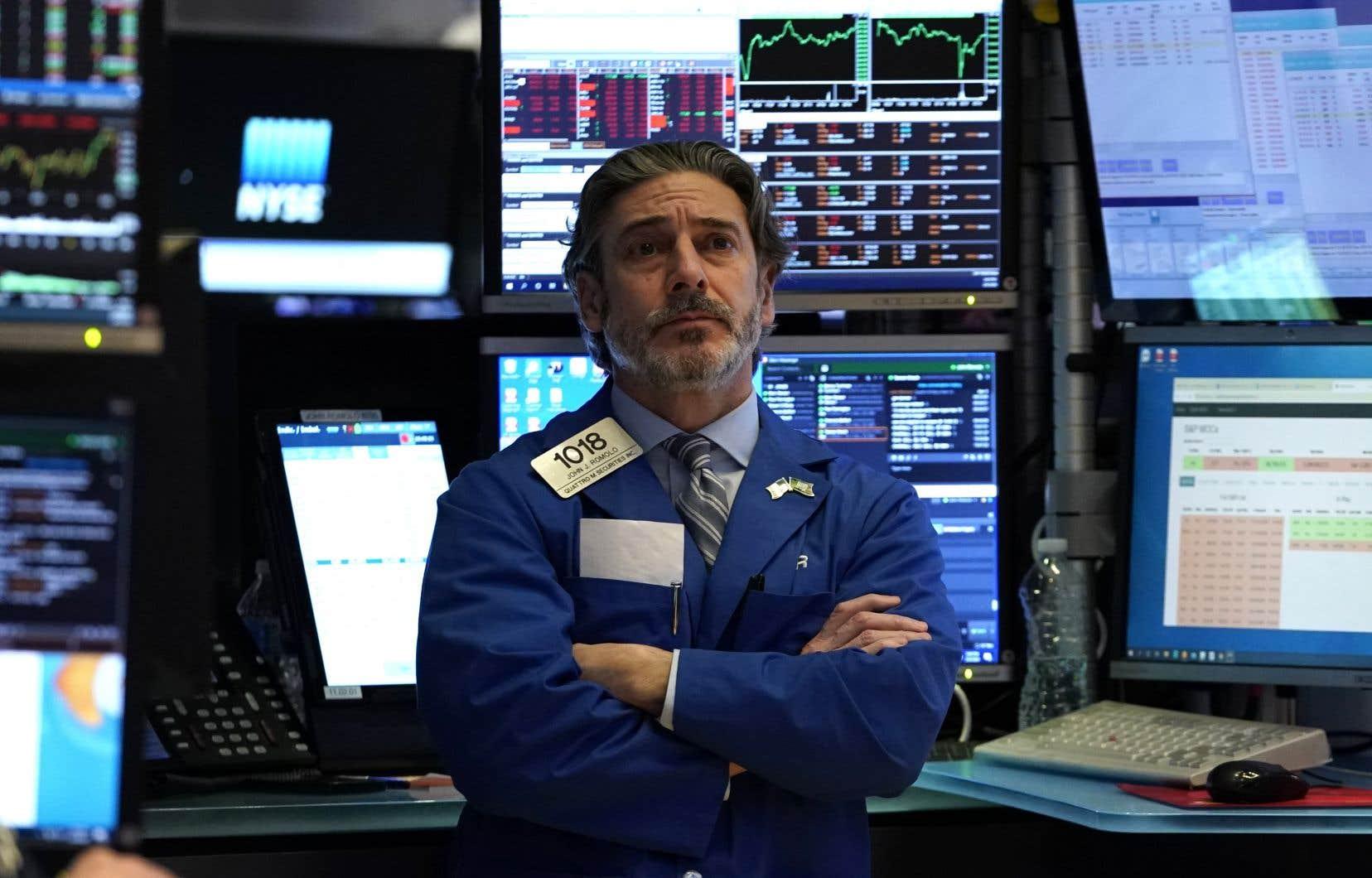 Wall Street devrait se remettre de son pire plongeon quotidien en 12 ans.