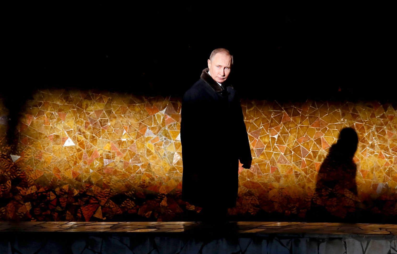 L'homme fort de la Russie s'est dit favorable à l'idée de «réinitialiser» le nombre de ses mandats présidentiels pour lui permettre de participer aux élections de 2024.