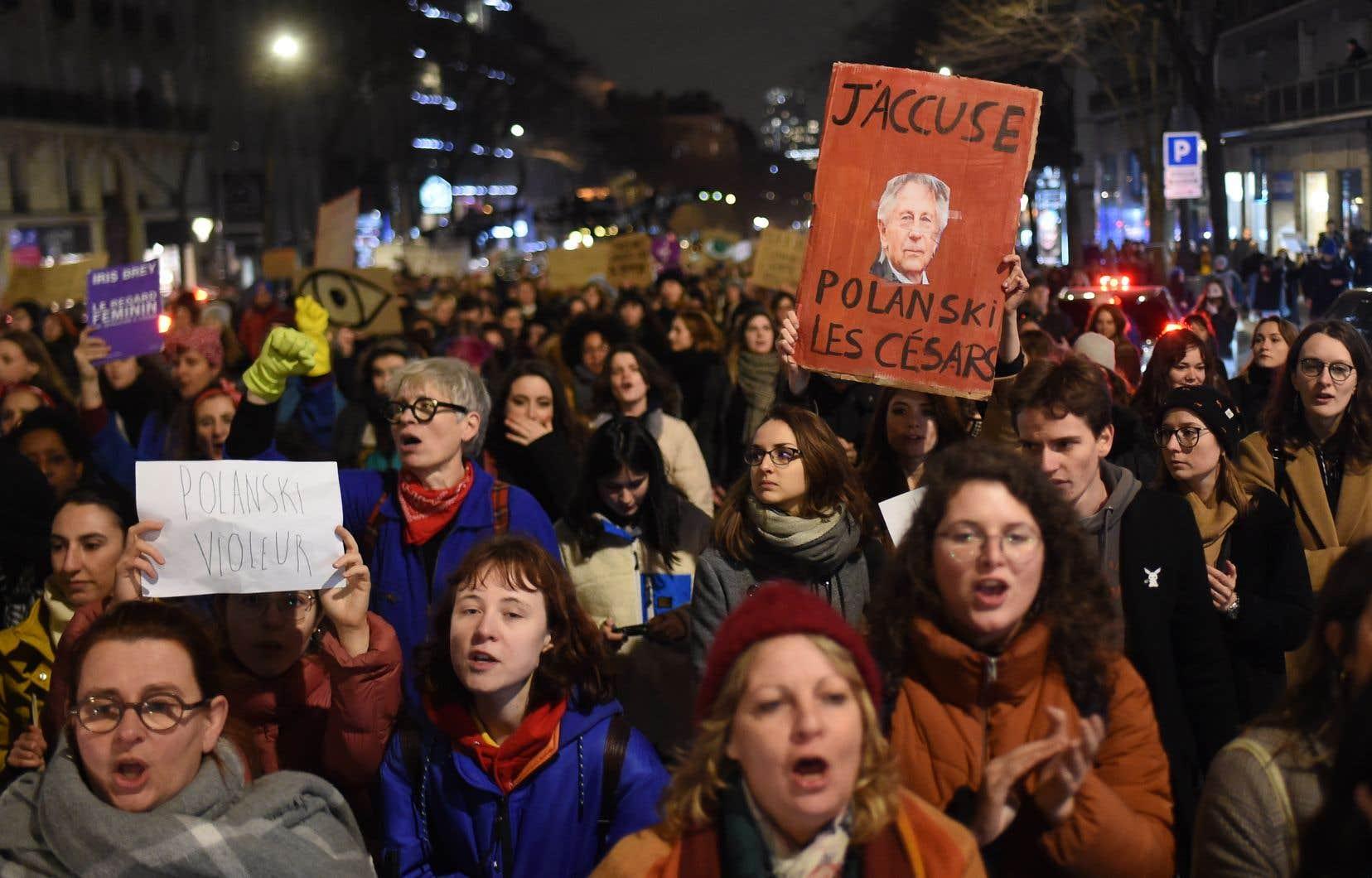 «Ce que révèlent les nombreux soutiens à Polanski, c'est la montée d'une puissante riposte au mouvement #MeToo», soutient l'auteure.