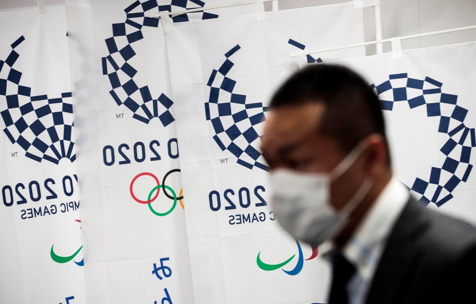 <p>Tokyo 2020 a indiqué qu'il allait «réduire autant que possible la taille de sa délégation» voyageant en Grèce.</p>