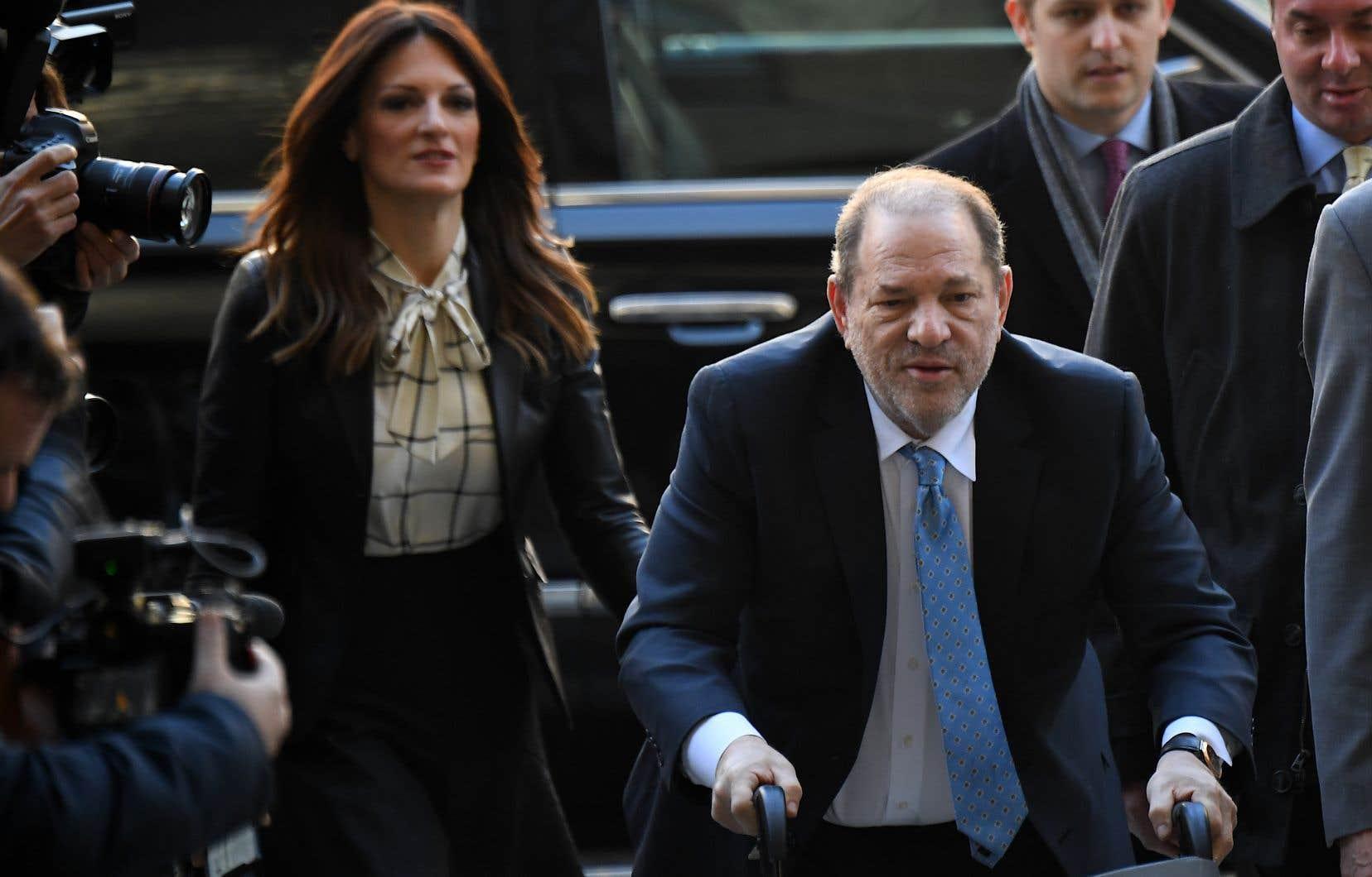 L'ancien magnat a été reconnu coupable de viol et agression sexuelle.