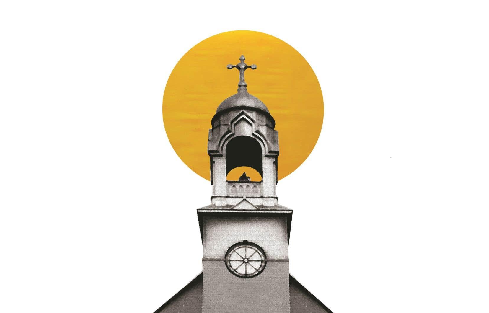 «J'ai l'impression quenous assistons à l'érection de beaucoup d'Églises de pensées, aux préceptes à la fois mouvants, élastiques et paradoxalement stricts et de plus en plus intransigeants».