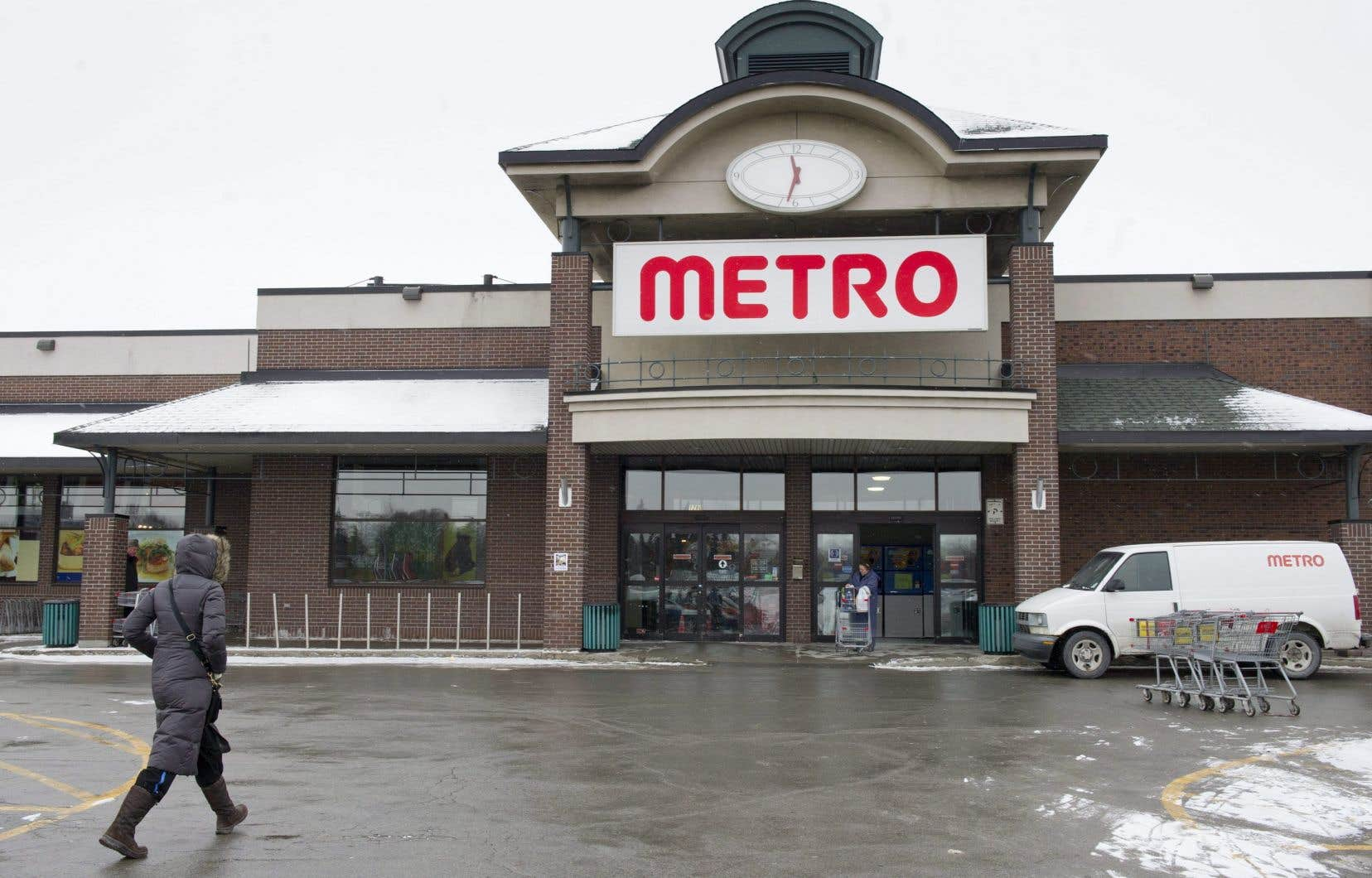Metro n'a obtenu aucun incitatif financier de la Ville de Terrebonne pour venir s'installer dans la municipalité, a préciséle président et chef de la direction de l'épicier, Eric La Flèche.