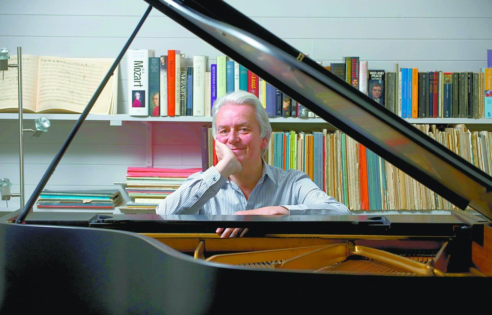 Le pianisteChristian Blackshaw