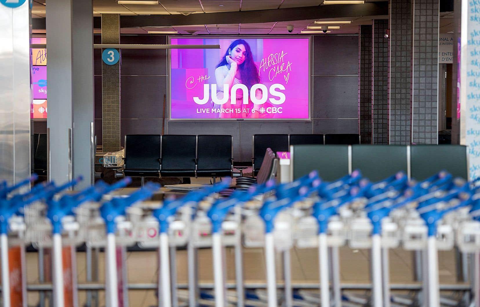 Le gala des Juno, qui récompense la musique canadienne, a été annulé jeudi matin, en guise de précaution. La cérémonie devait avoir lieu dimanche soir à Saskatoon.