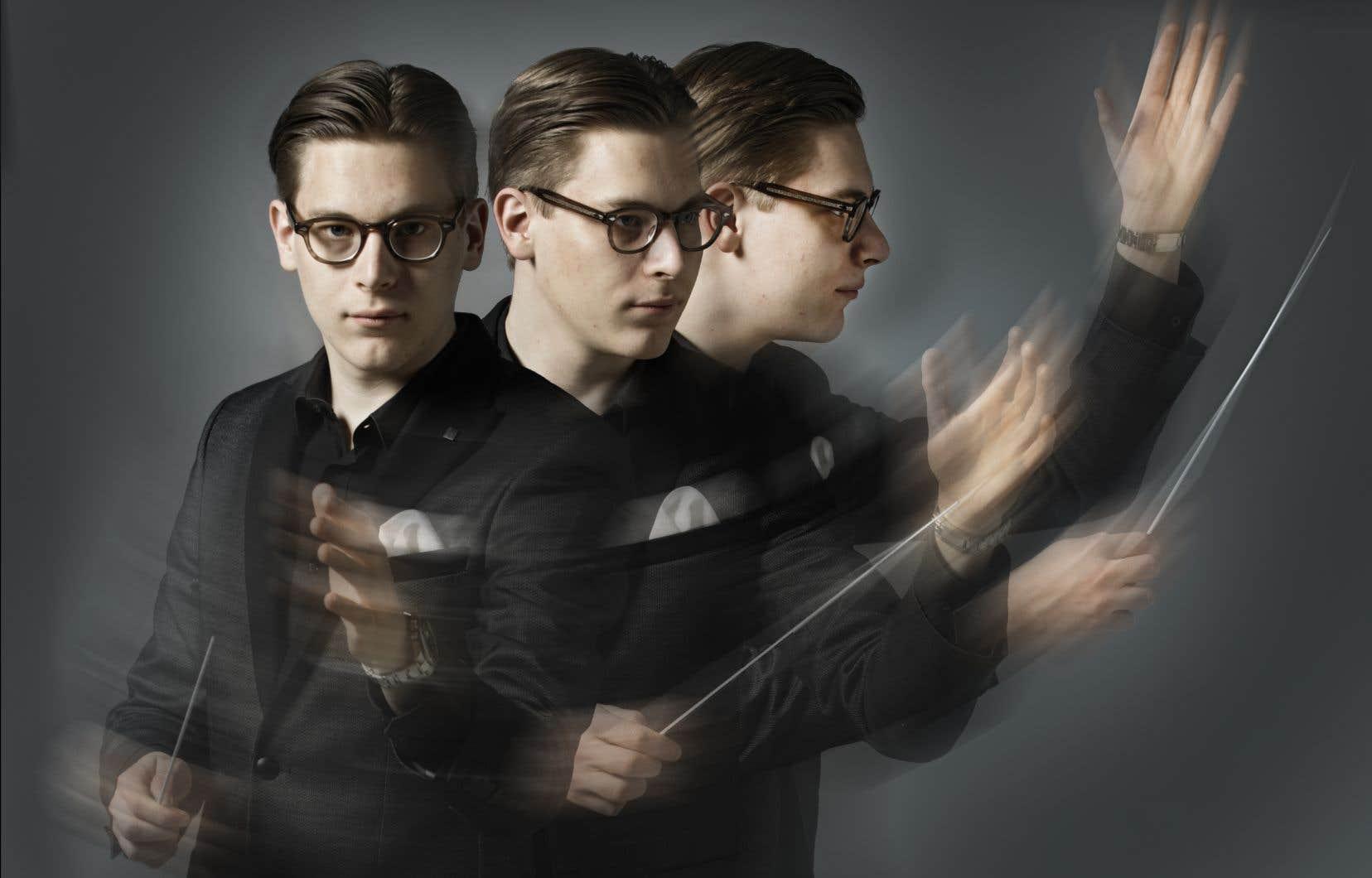 Les concerts offerts sur Internet permettent de faire connaissance avec Klaus Mäkelä, le surdoué directeur musical du Philharmonique d'Oslo.