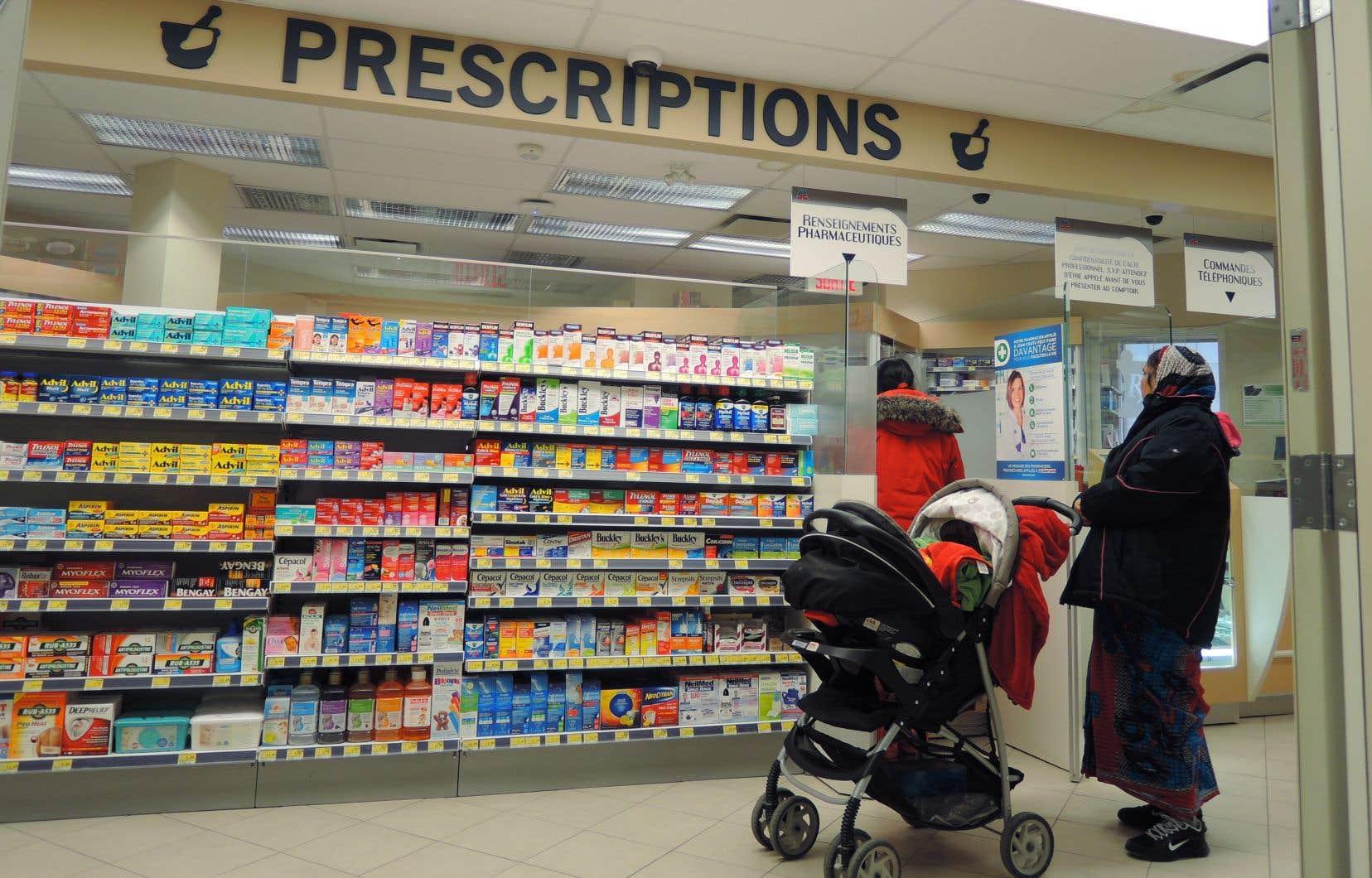Les pharmaciens du Québec pourront prolonger des ordonnances pour des périodes allant au-delà des durées prévues par la loi.