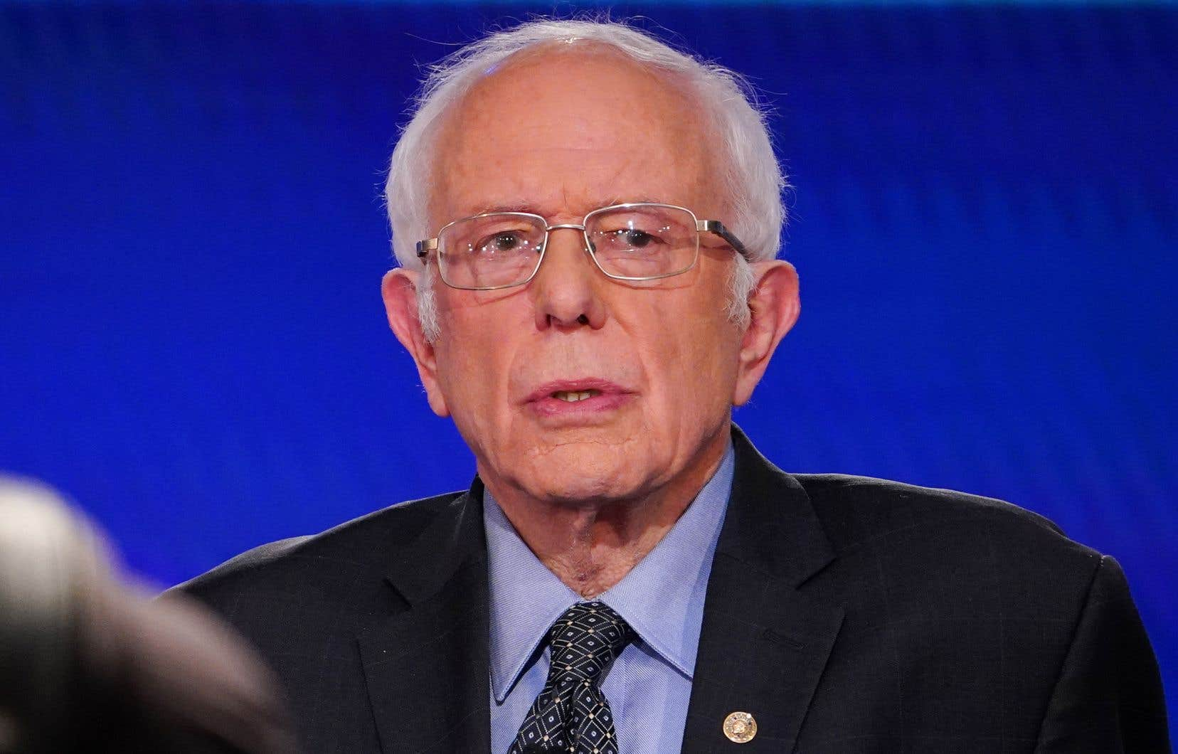 Le sénateur indépendant Bernie Sanders