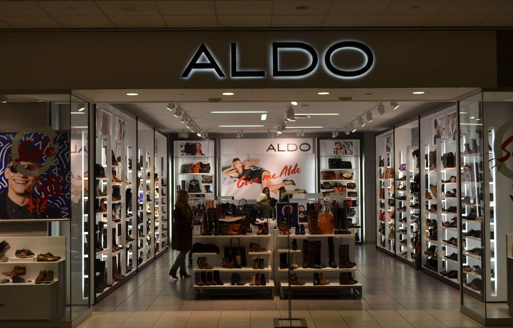 Depuis 2013, le Groupe Aldo accroît l'efficacité énergétique de ses magasins et bureaux, en plus d'investir dans des projets visant à limiter les émissions de ses propres opérations.