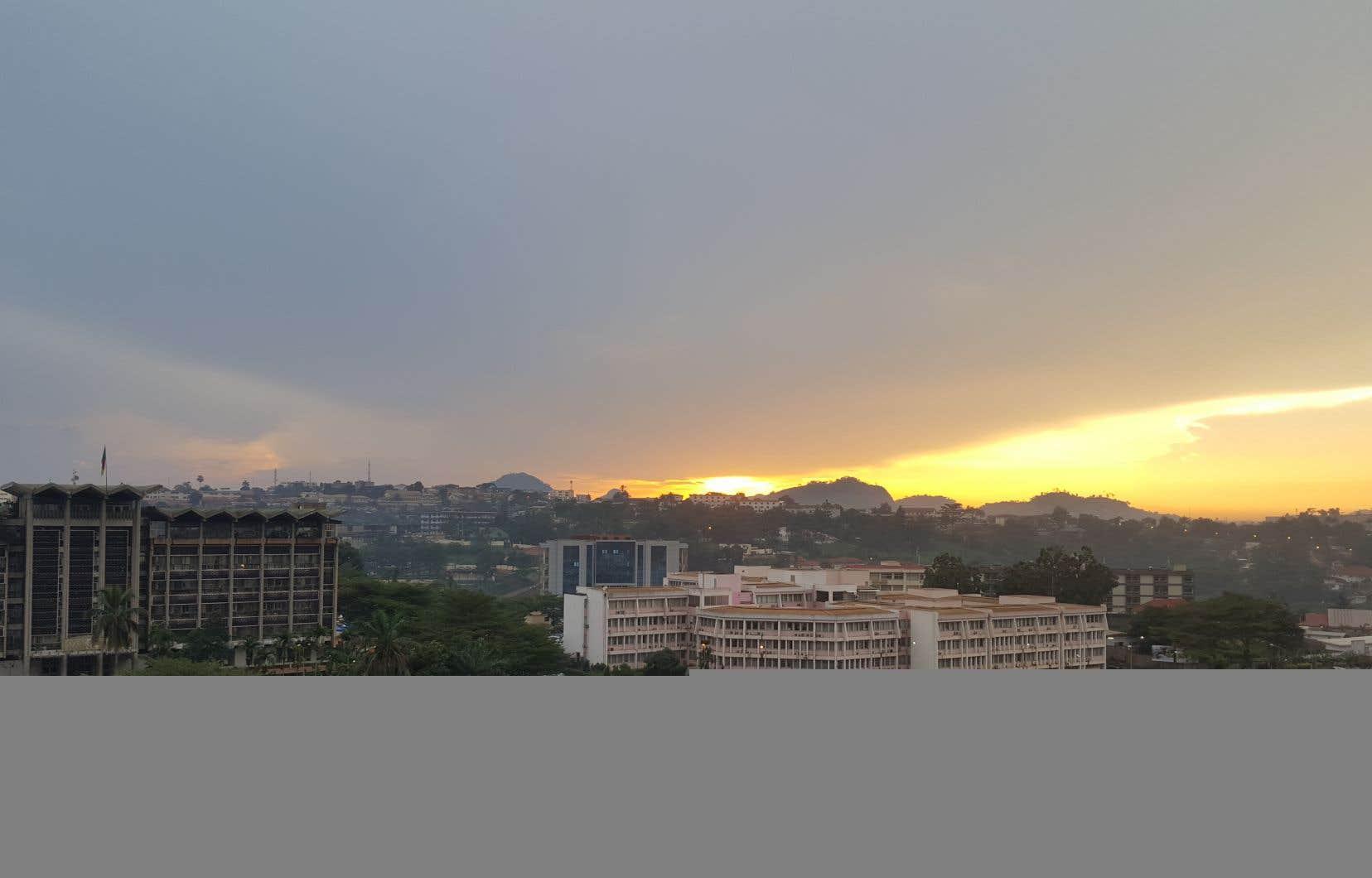 L'initiative de la Francophonie pour des villes durables veut amener les villes du Nord à partager leurs expériences avec celles du Sud. Ici Yaoundé, au Cameroun.