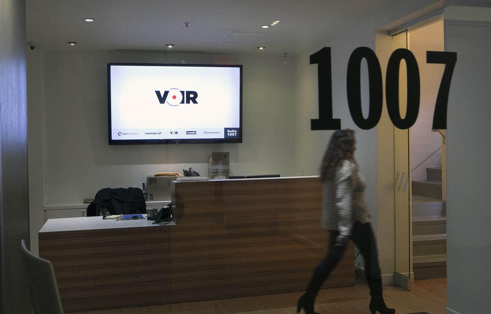 Cinq employés du «Voir» ainsi qu'une équipe vidéo récemment ajoutée au média ont été mis à pied.