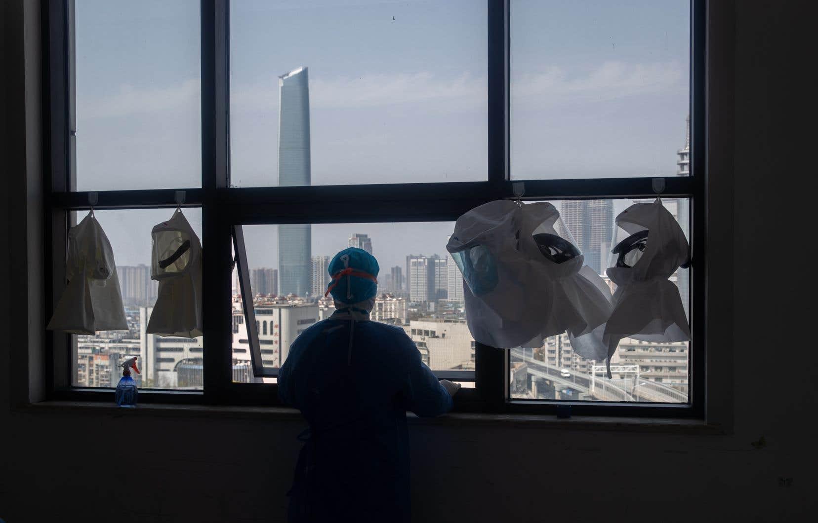 La Chine demeure le pays ayant relevé le plus de cas d'infection au coronavirus, mais la plupart de ces personnes sont maintenant guéries.