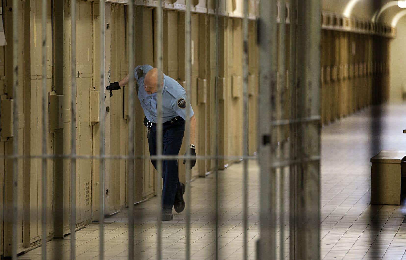Parmi ces contrevenants, 10 se trouvent à la prison de Bordeaux.