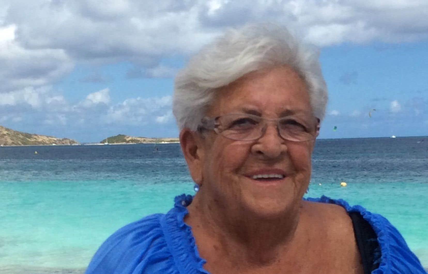 Mariette Tremblay est décédée à l'âge de 82ans après avoir attrapé le virus au coeur de la pandémie. Sa famillesouhaite que son décès puisse aider à sauver des vies.