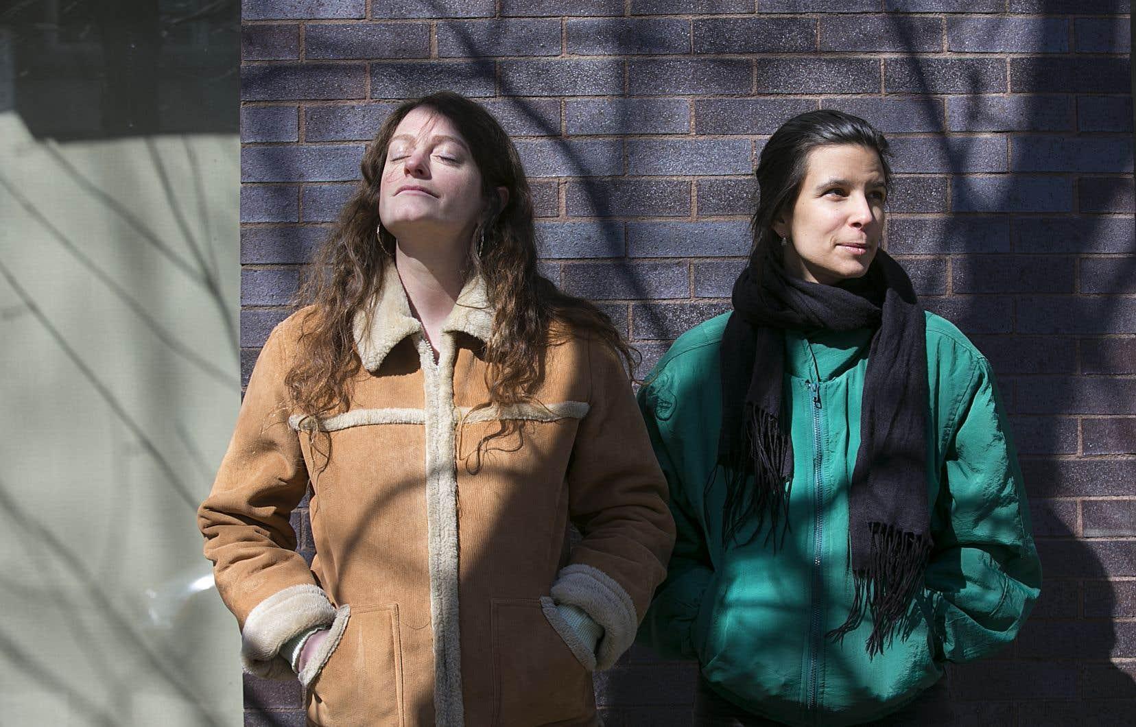Naomie Décarie-Daignault et Florence Lamothe sont les maîtres d'œuvre de la version québécoise lancée le 28février.