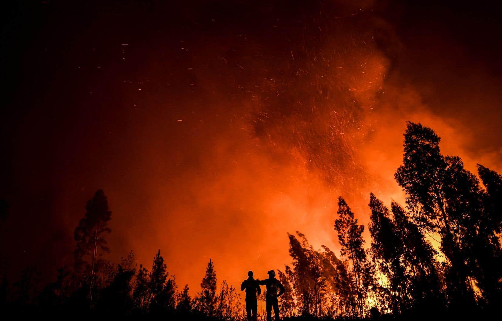 Le retour à la normale nous replacera sur notre trajectoire climatique dangereuse.