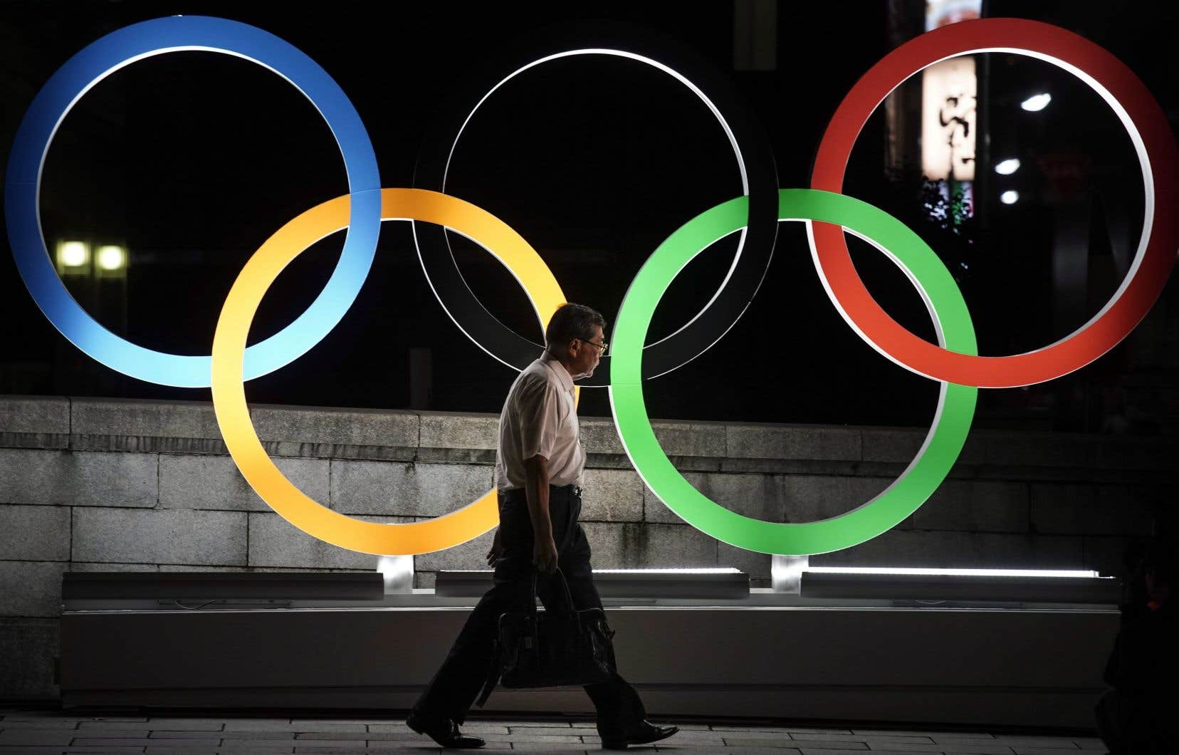 La tenue des Jeux olympiques comme prévu à partir du 24 juillet au Japon est au coeur des préoccupations internationales puisque la pandémie s'est propagée à l'échelle mondiale.