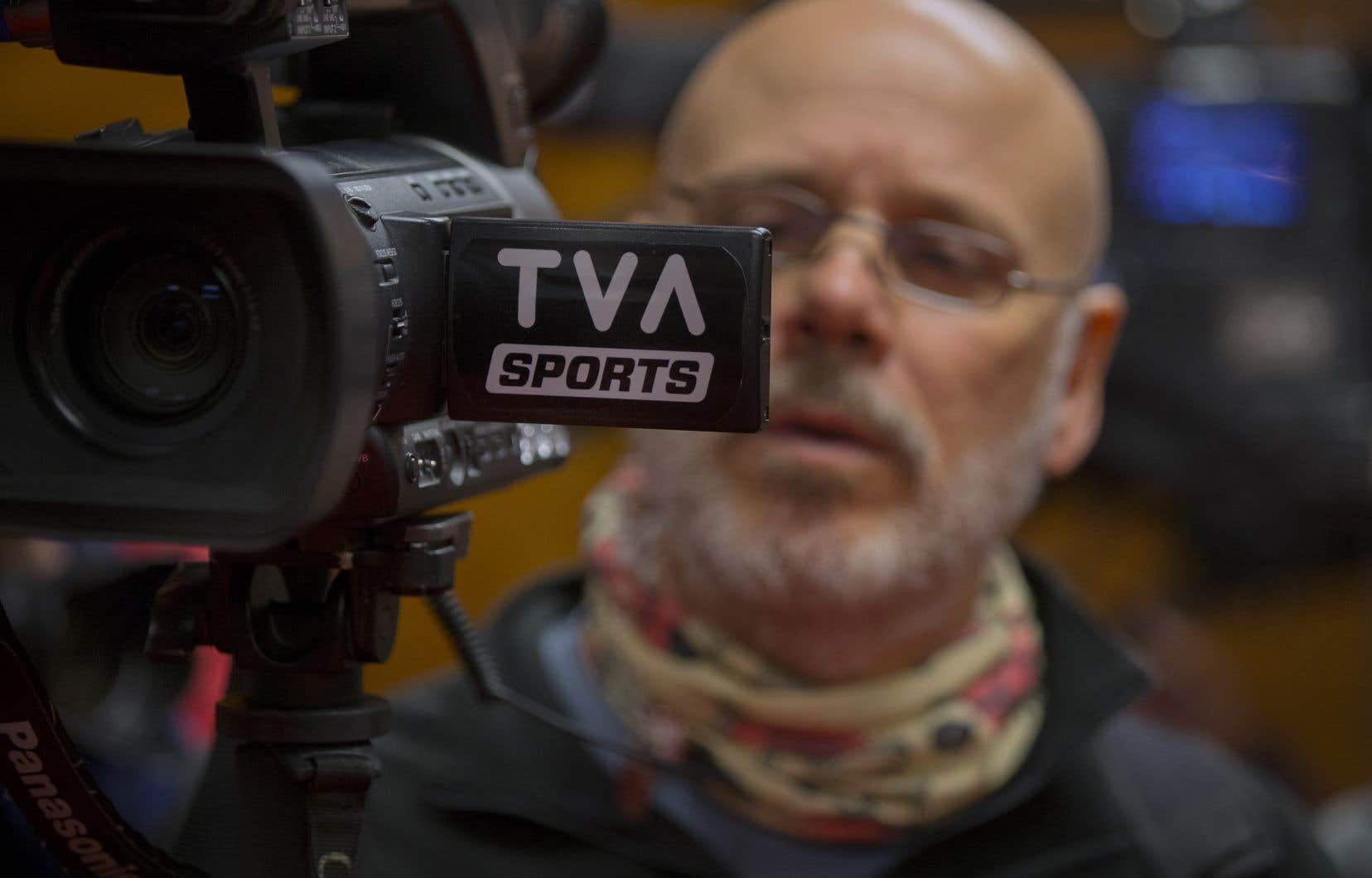 À TVA Sports, ce sont les émissions originales «Dave Morissette en direct», «JiC» et le bulletin de nouvelles de TVA Sportsqui seront suspendues.