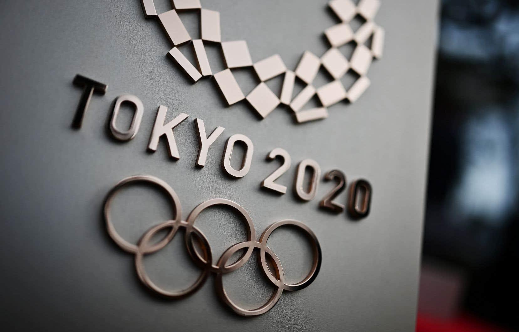 Les Jeux olympiques de Tokyo sont reportés en 2021.