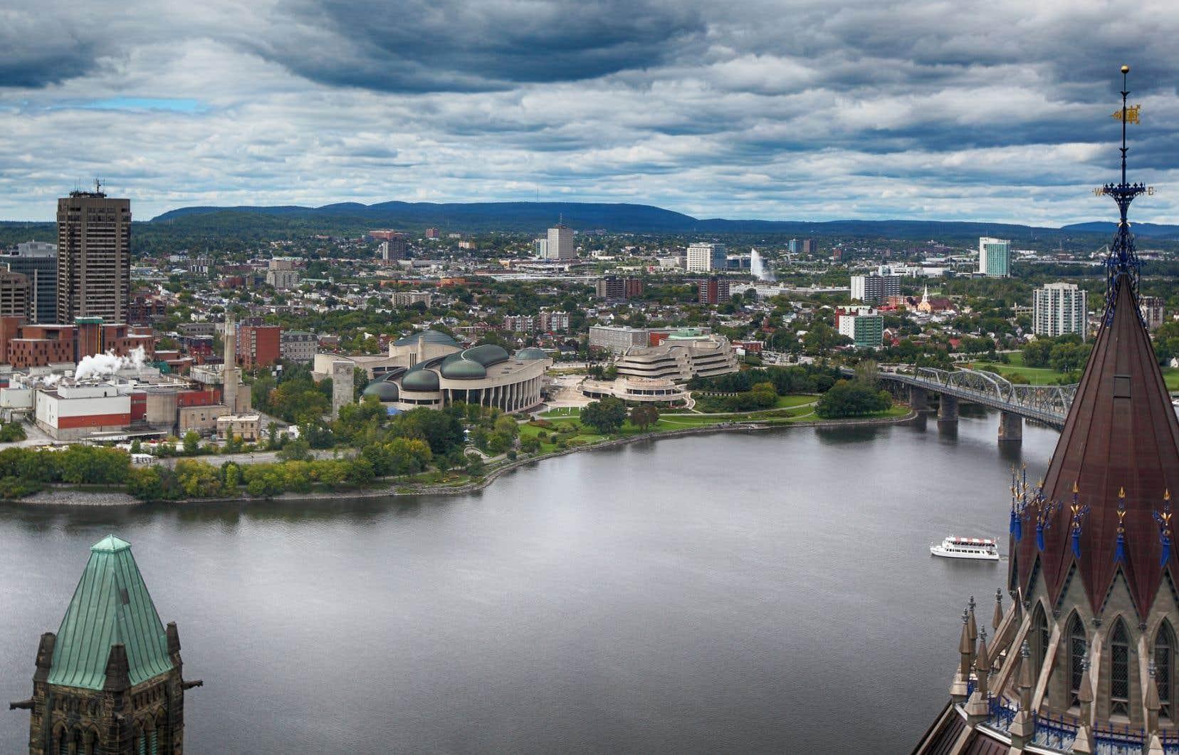 L'Outaouais compte huit cas de coronavirus et Ottawa en a 24.