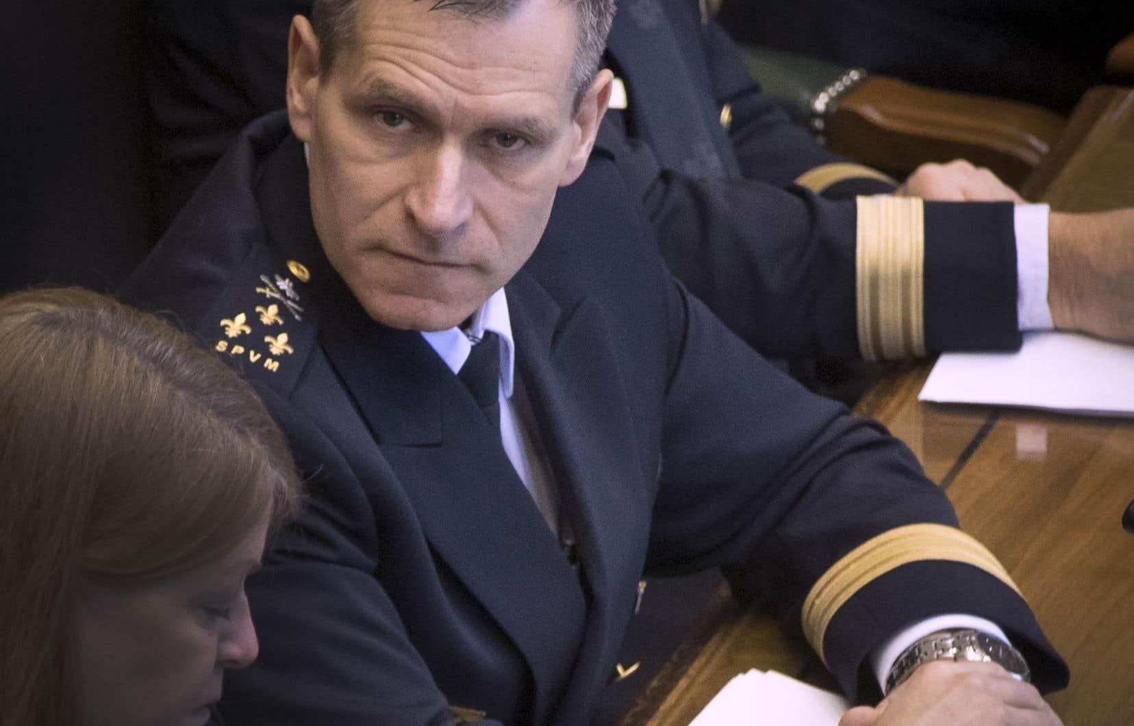 Martin Prud'homme a été relevé provisoirement de ses fonctions le 7mars 2019, à la surprise générale.