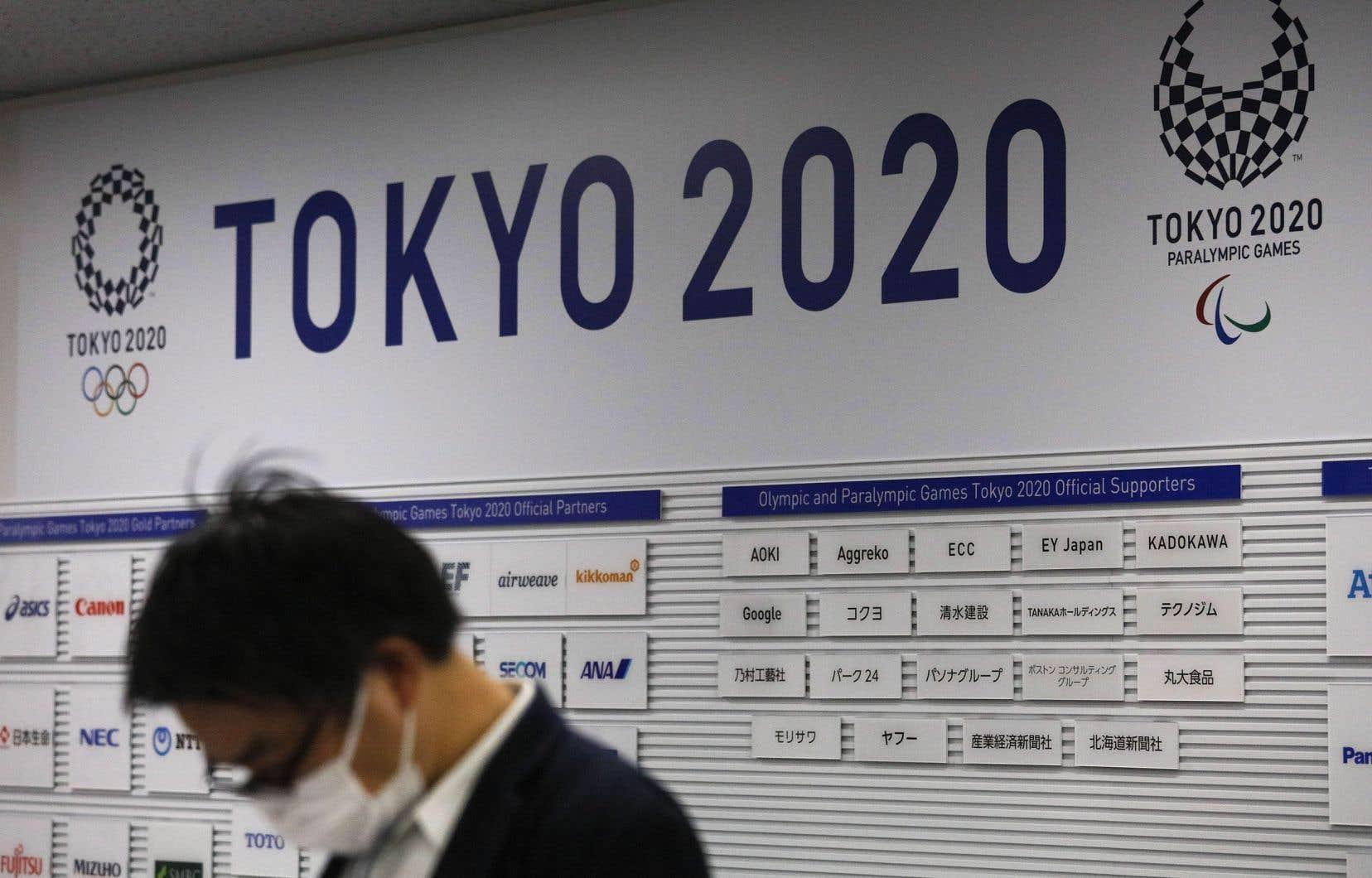 L'annonce du CIO, mardi, de finalement remettre les Jeux de Tokyo à 2021 a donc été accueillie avec des sentiments positifs.