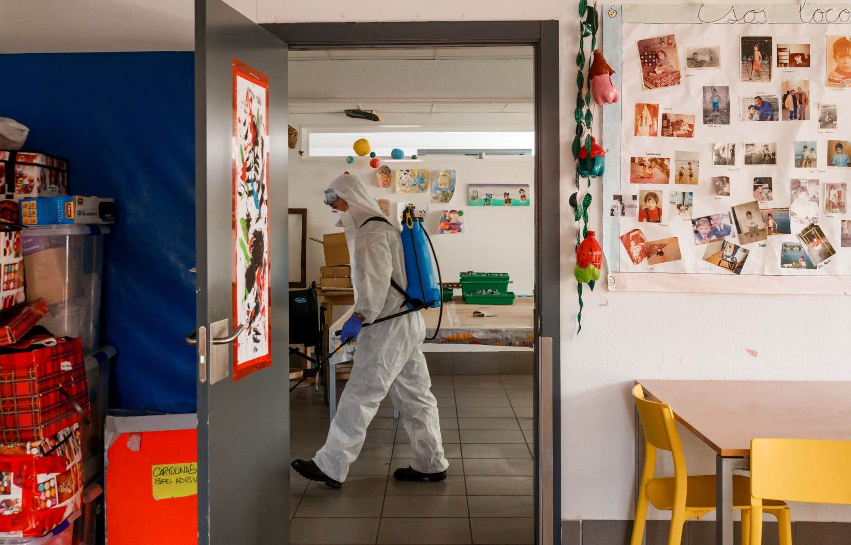 Coronavirus, 40 000 morts en Europe. À New York, plus de 500 morts en 24 heures