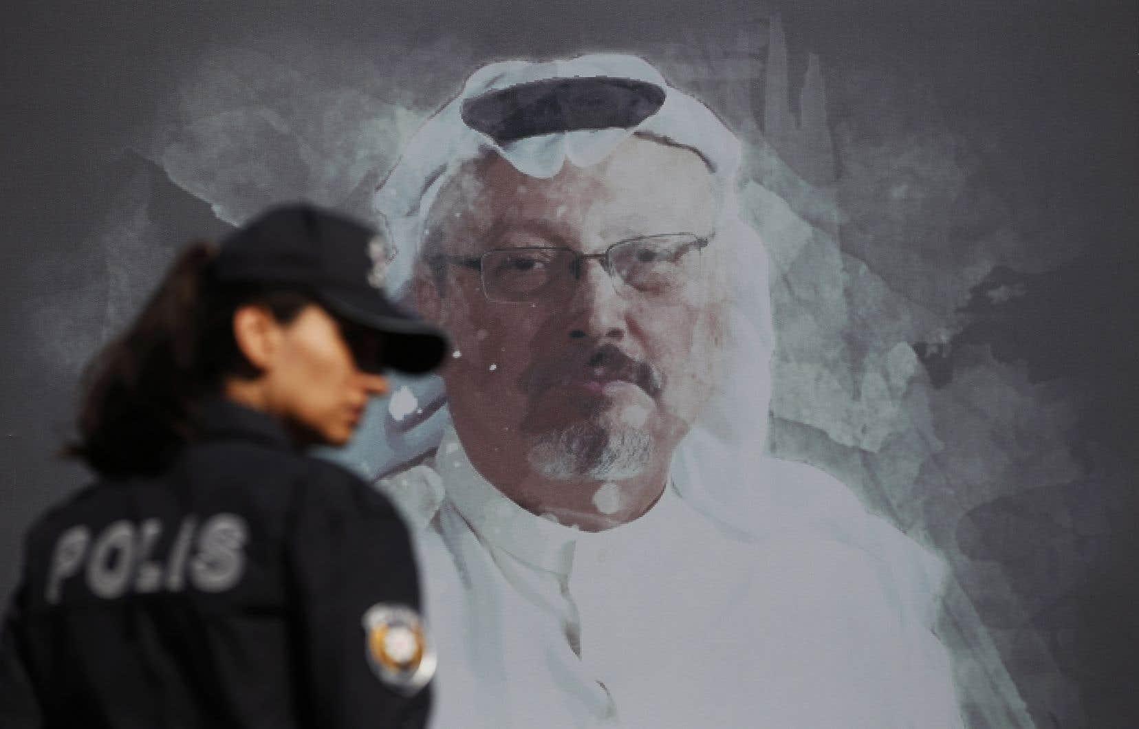 Jamal Khashoggi, un collaborateur du «Washington Post» et critique du régime saoudien après en avoir été proche, a été assassiné et son corps découpé en morceaux en octobre 2018 dans le consulat d'Arabie Saoudite à Istanbul où il s'était rendu pour récupérer un document.
