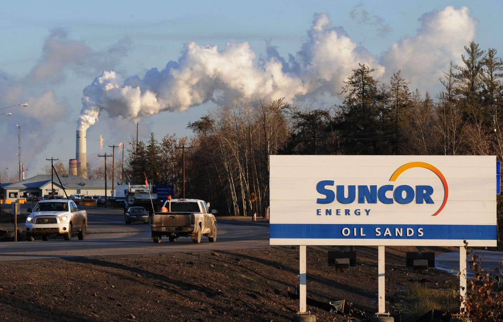 La description du projet d'expansion de Suncor, situé près de Fort McMurray, a été rendue publique sur le site de l'Agence canadienne d'évaluation d'impact (ACEI) le 2mars dernier.