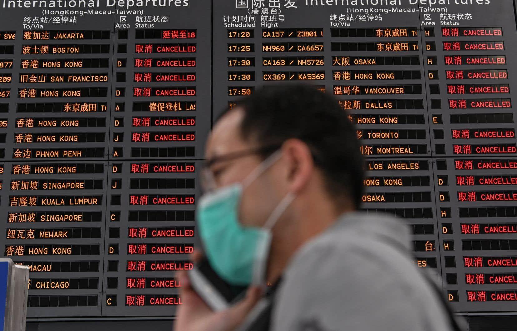 <p>Ces restrictions compliquent encore davantage un voyage vers la Chine. Et risquent de rebuter nombre de passagers potentiels.</p>