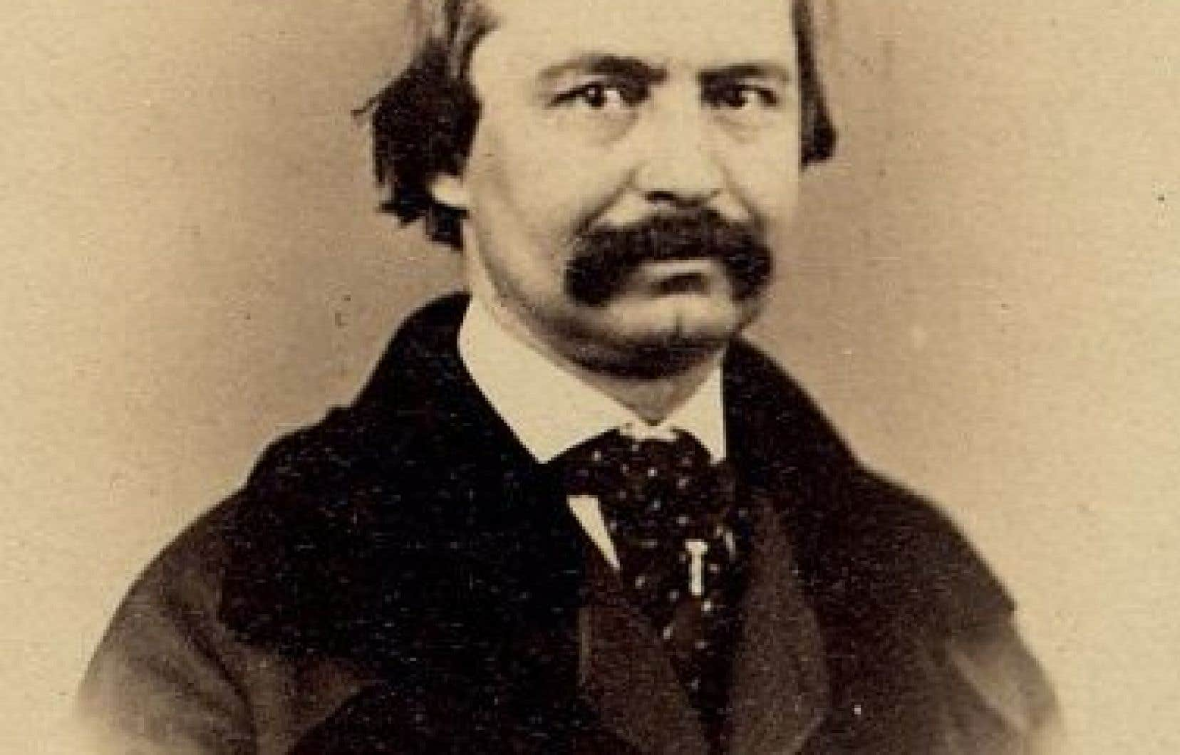 Fou de modernité, Louis-Antoine Dessaulles (1818-1895), cet ancien seigneur libéral, se demande en 1881 ce qu'il adviendra de ses projets d'inventions techniques.
