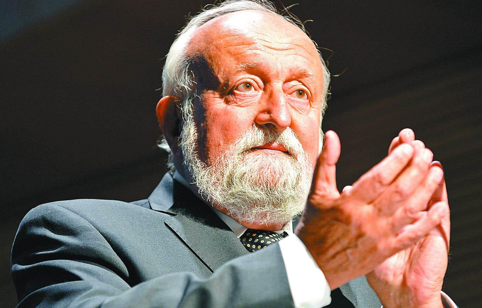 Penderecki avait une relation privilégiée avec l'OSM, qui a joué sa «Passion selon saint Luc» à Salzbourgen 2018.