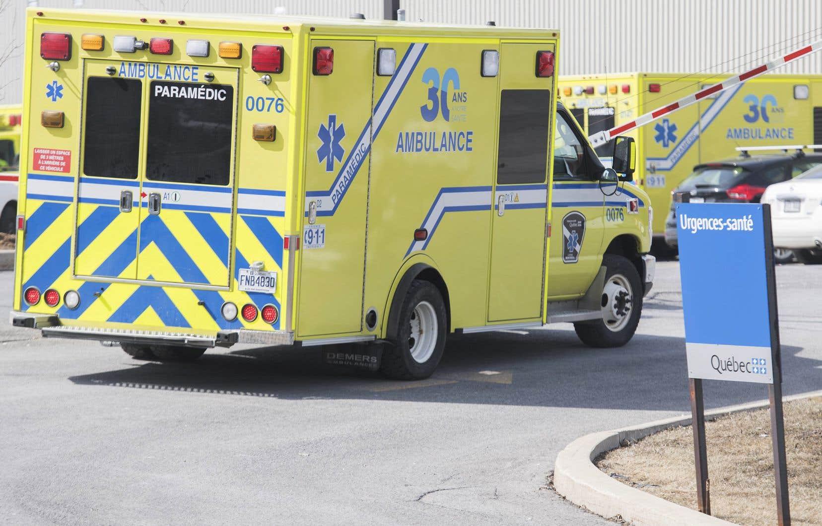 «Ainsi, près de 60% des hôpitaux ruraux sont à plus de 150km d'un centre de traumatologie secondaire ou tertiaire», dit l'auteur.