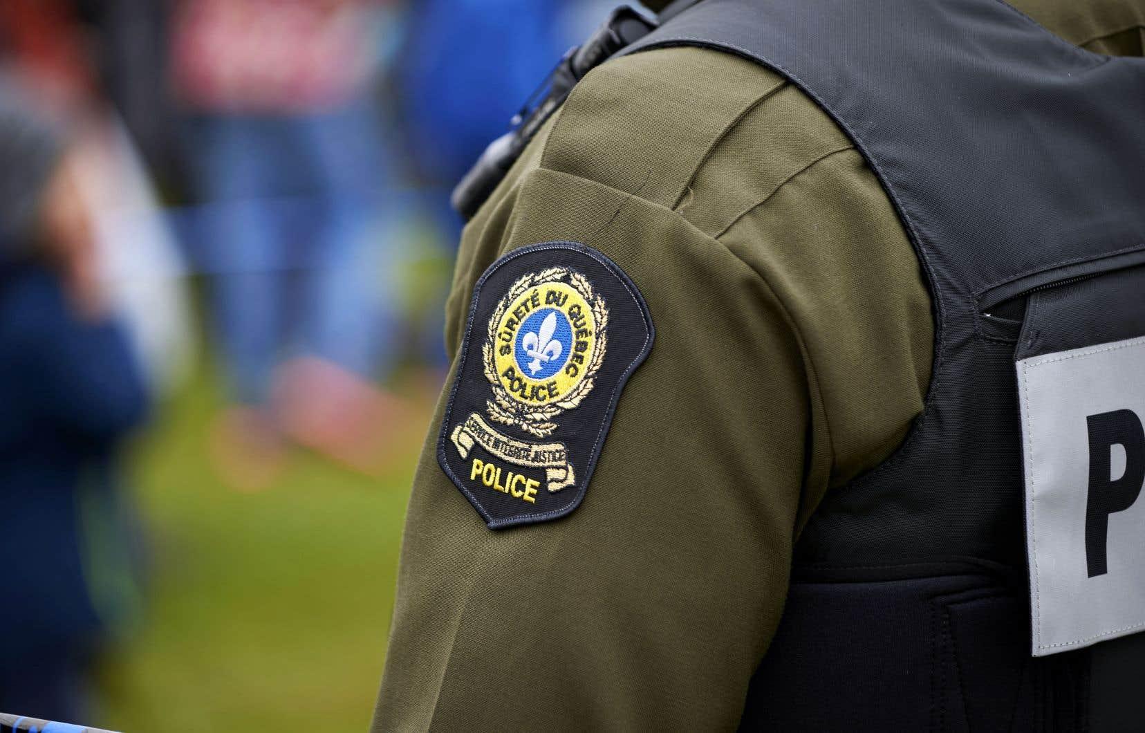 Les forces policières établiront des points de contrôles mercredi dans l'après-midi.