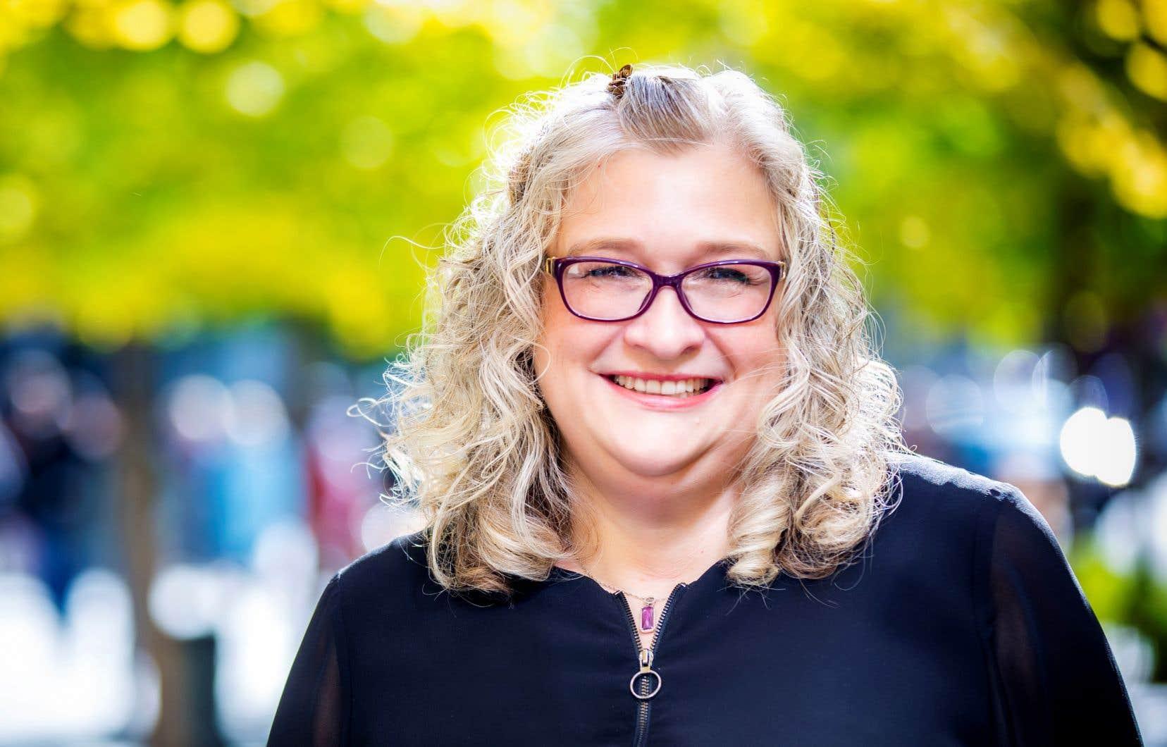 La créativité est l'une des plus grandes forces des chercheurs, estime Paula Wood-Adams.
