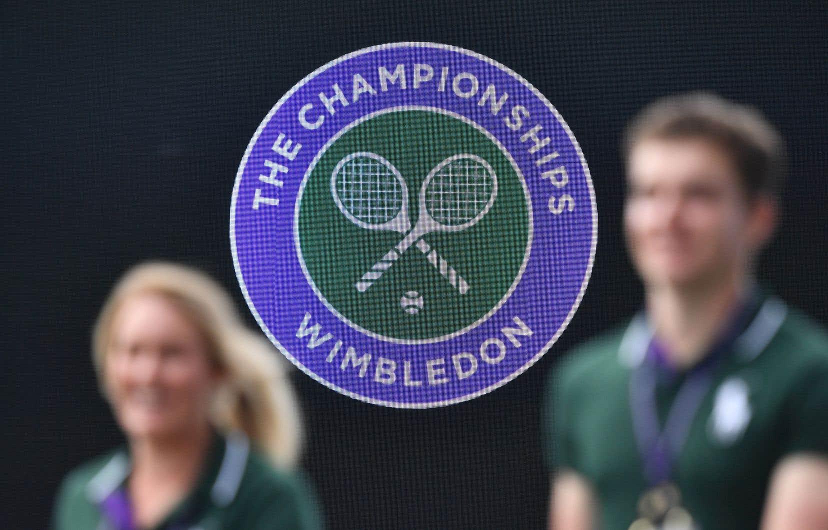 Wimbledon est le premier tournoi majeur annulé en raison de la pandémie.
