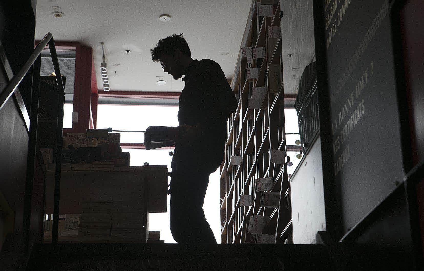 Au total, le domaine de la distribution du livre compte quelque 800 emplois.